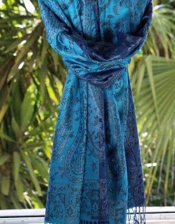 Étoles en soie à motifs Archives - Sajani baa9dee3383